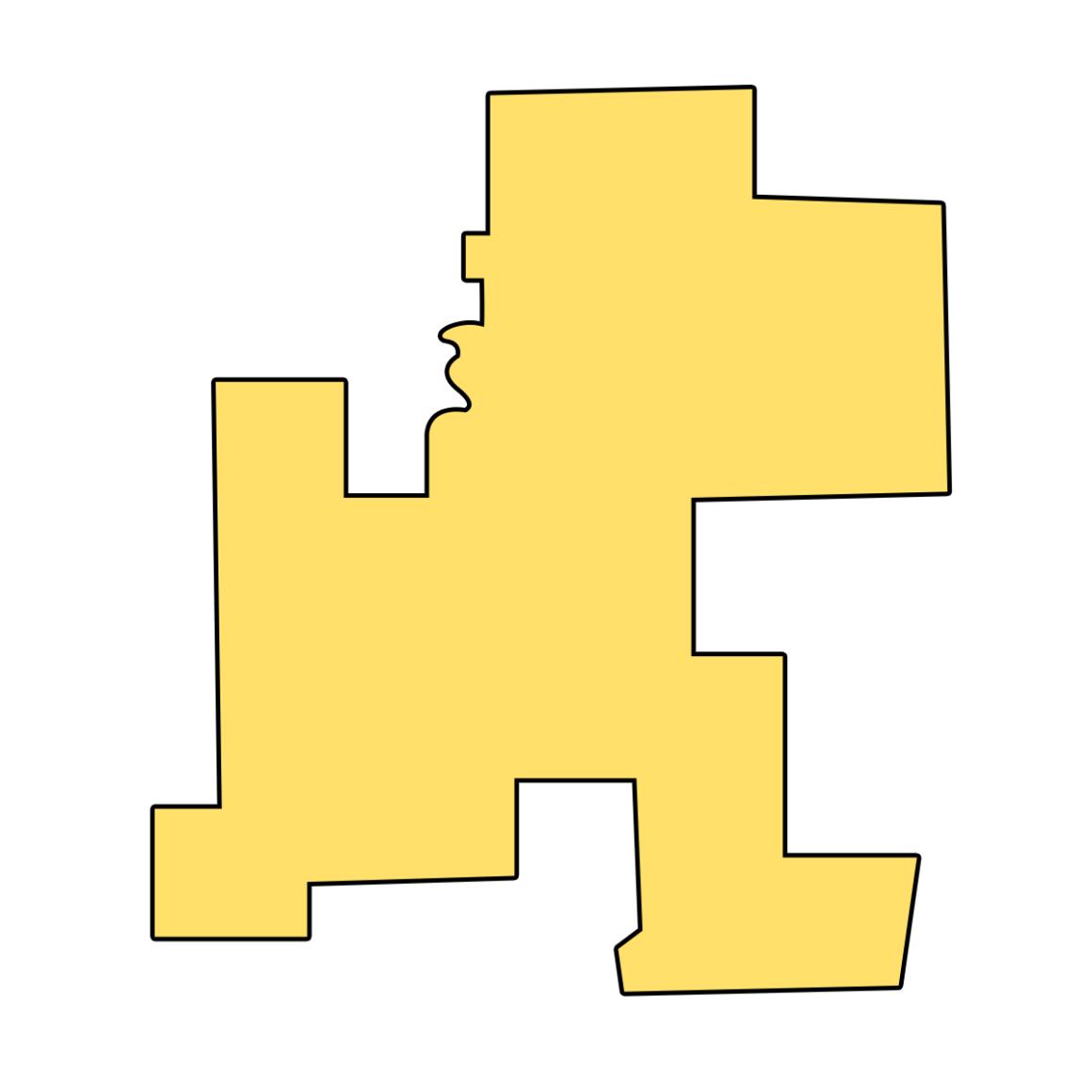 Gerrymandered District