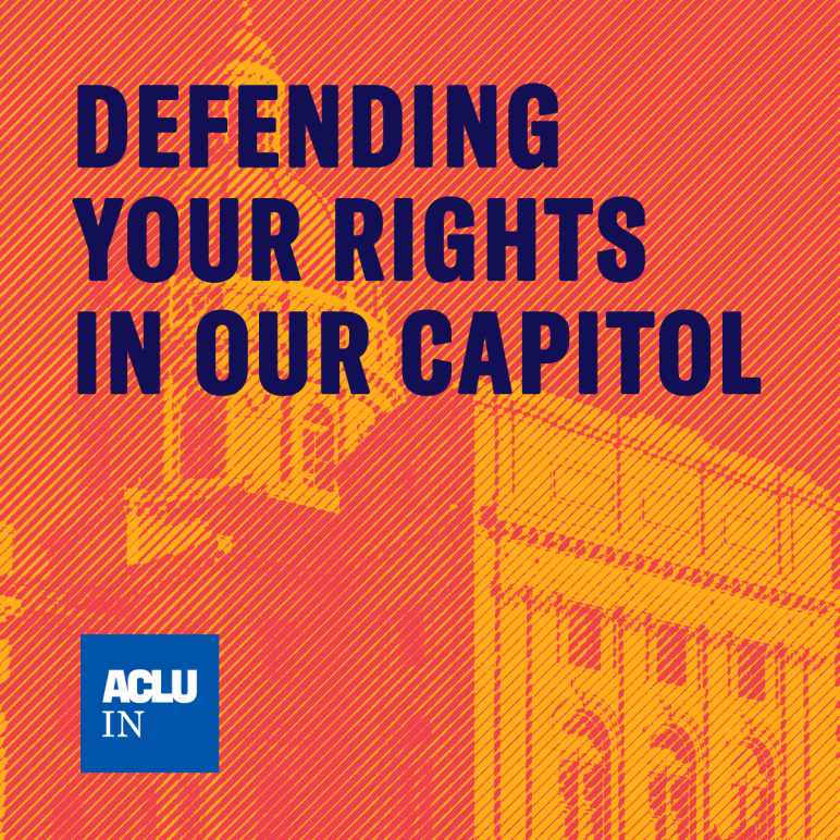 Defending your rights in our capitol