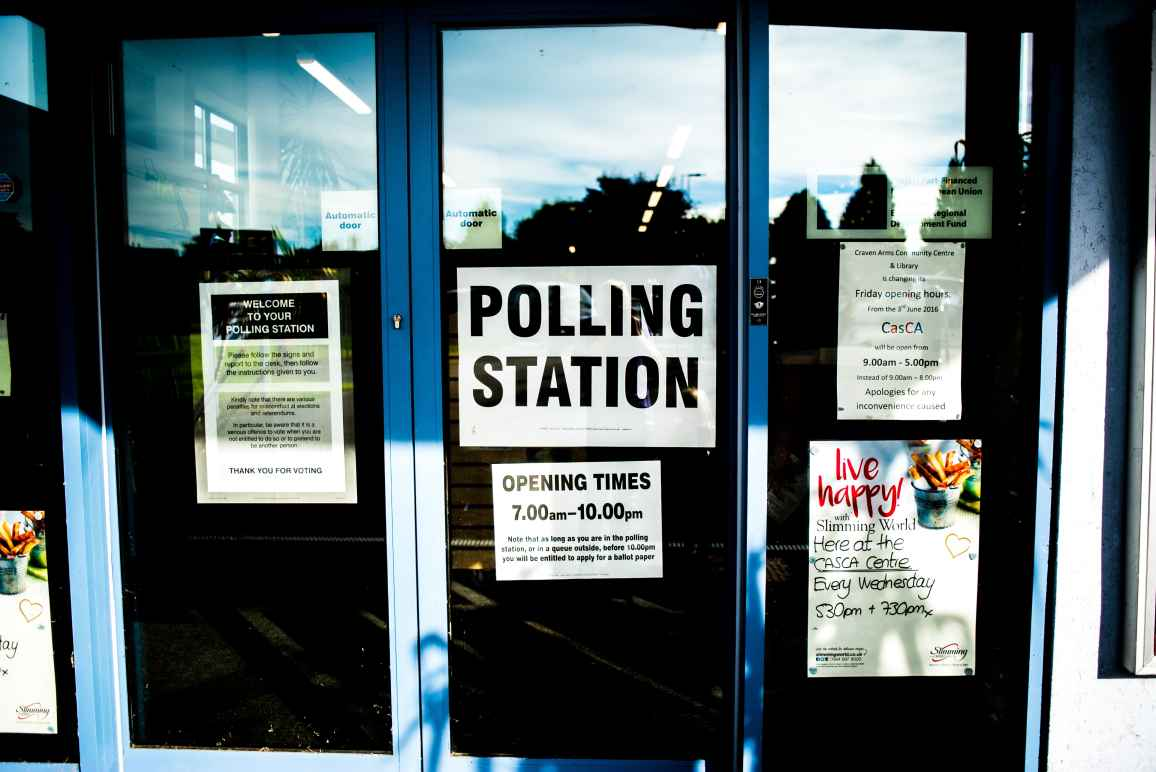 polling station indiana voting