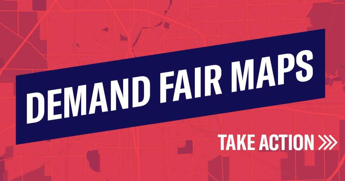 Demand Fair Maps
