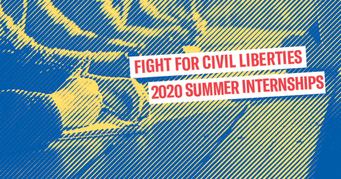 ACLU Internship 2020