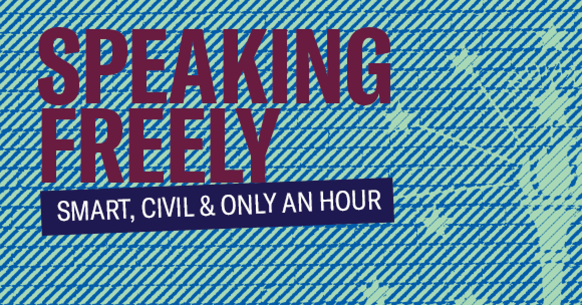 Speaking Freely ACLU First Wednesdays Series