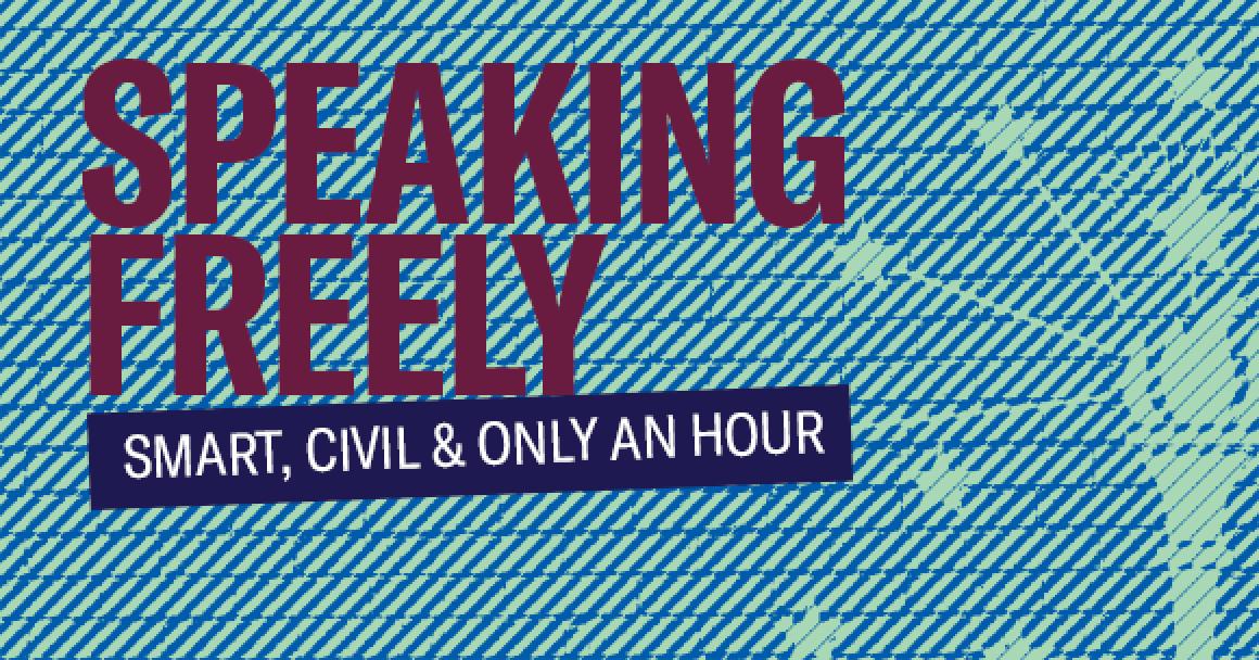 Speaking Freely ACLU First Wednesdays Series