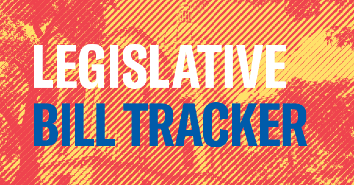 Indiana Statehouse Legislative Bill Tracker